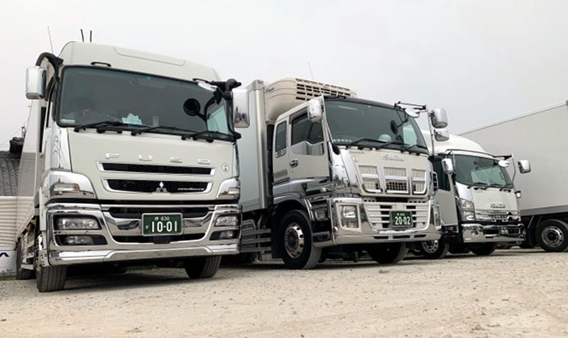 運送・配達(一般貨物自動車運送事業)